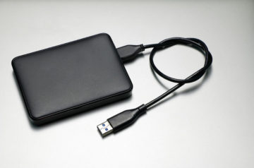 Western Digital Portable External Hard Drive