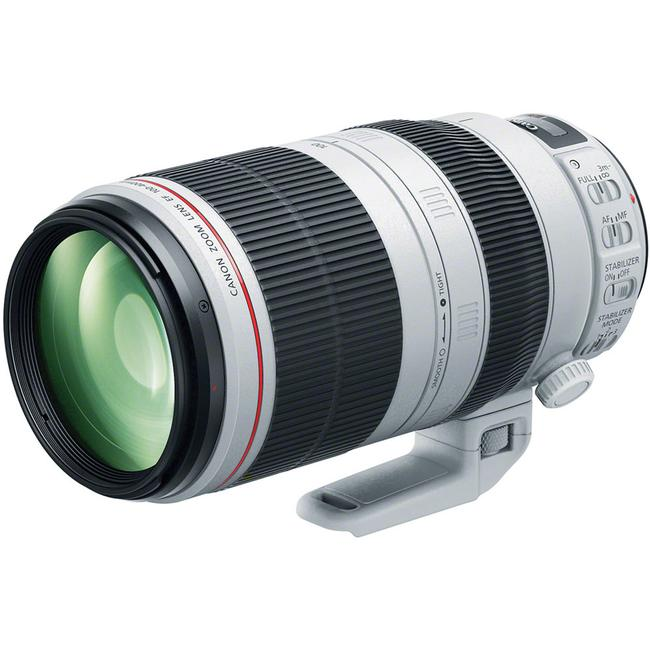 Canon EF 100-400mm f4.5-5.6 L IS II USM
